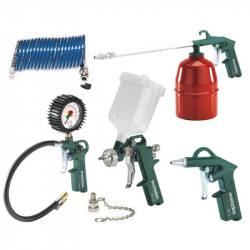 Metabo - Set pneumatskog alata LPZ 7 set