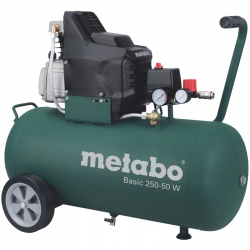 Metabo - Kompresor Basic uljni 250-50 W