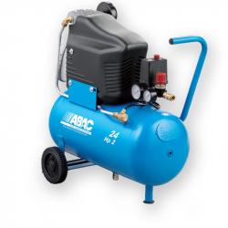 ABAC - Kompresor  klipni  POLE POSITION L20 uljni