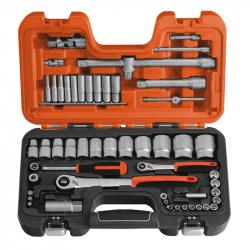 Bahco - Set nasadnih ključeva S560