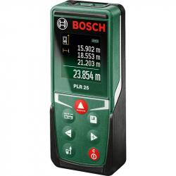 Bosch-zeleni - Digitalni laserski daljinomer PLR 25