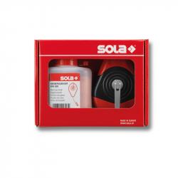 SOLA - Zidarski konac u magnezijumskom kućištu set CLP 30 SET R