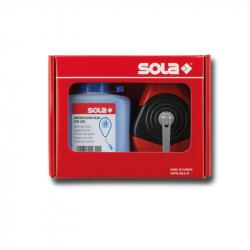 SOLA - Zidarski konac u magnezijumskom kućištu set CLP 30 SET B
