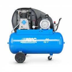 ABAC - Klipni uljni kompresor 2,2 kW A29B 90 CT3 V400