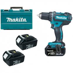 Makita - Akumulatorska bušilica - odvijač DDF482RFE3