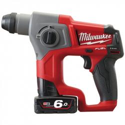 Milwaukee - Akumulatorski hamer SDS+ M12 CH-602X