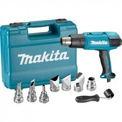 Makita - Fen za vrući vazduh HG6531CK