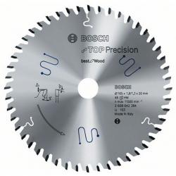 Bosch - List kružne testere Top Precision Best for Wood (48Z)
