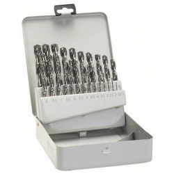 Bosch - 25-delni set burgija za metal