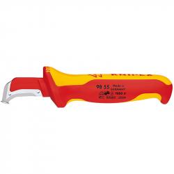 Knipex - Izolovani nož za blankiranje sa spljoštenim vrhom 98 55