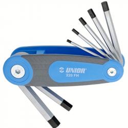 Unior - Odvijači imbus na plastičnom držaču - 220FH