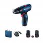 Bosch - Akumulatorska vibraciona bušilica-odvrtač GSB 120-LI Professional - 06019G8100