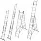 KRAUSE - Univerzalne merdevine CORDA 3x9 - 030399