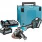 Makita - Akumulatorska ugaona brusilica GA005GM201 - GA005GM201
