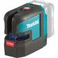 Makita - Laser sa ukrštenim linijama SK105DZ - SK105DZ