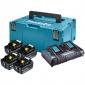Makita - Akumulatorski set 198091-4 - 198091-4