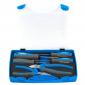 Unior - Garnitura klešta i odvijača u plastičnoj kutiji - 401PB6 - 621420
