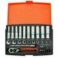 """Bahco - Komplet nasadnih ključeva 1/4"""" SL25L - SL25L"""