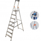 KRAUSE - Stepenaste merdevine Safety 3,70m - 126368
