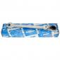Unior - Ključevi viljuškasto-okasti, zglobni, sa čegrtaljkom, u kartonskoj kutiji - 161/2CB - 623081