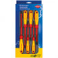 Knipex - Set izolovanih električarskih odvijača 1000V 6/1 - 00 20 12 V01