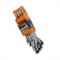 Beta - Set 9 kombinovanih ključeva sa krckalicom 142/SC9I - 142/SC9I