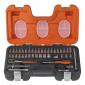 """Bahco - Set nasadnih ključeva S460 +TORX+HEX 1/4"""" 46 kom - S460"""
