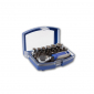"""Irimo - Mikro set nasadnih ključeva 1/4"""" 109-23-4 - 109-23-4"""