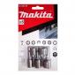 Makita - Set magnetnih nasadnih umetaka B-39154 - B-39154