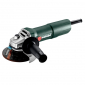 Metabo - Ugaona brusilica 125mm W 750-125 - 603605000