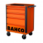 Bahco - Kolica za alat sa 5 fioka 1472K5 - 1472K5