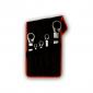 Bahco - Komplet okastih ključeva sa promenm smera S4RM/5T - S4RM/5T