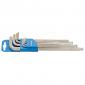Unior - Ključevi imbus, loptasti, dugi, na plastičnom držaču - 220/3SLPH - 608534