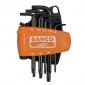 Bahco - Set TORX odvrtača 8 komada BE-9585 - BE-9585