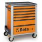 Beta - Kolica za alat sa 7 fioka C24S OG/7 - C24SO/7