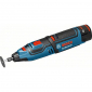 Bosch - Akumulatorski rotacioni alat GRO 10,8 V-LI Professional - 06019C5001