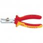 Knipex - Izolovana klešta za blankiranje 160mm - 11 06 160
