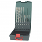 Metabo - Set SDS PLUS burgija P4P za beton - 7 komada - 626245000