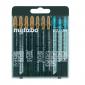 Metabo - Set ubodnih testera - 10 komada - 62359900