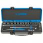 """Unior - Ključevi nasadni, prihvat 1/2"""", u metalnoj kutiji - 190BI6P23 - 612779"""