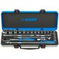 """Unior - Ključevi nasadni, prihvat 1/2"""", u metalnoj kutiji - 190BI6P24 - 611939"""
