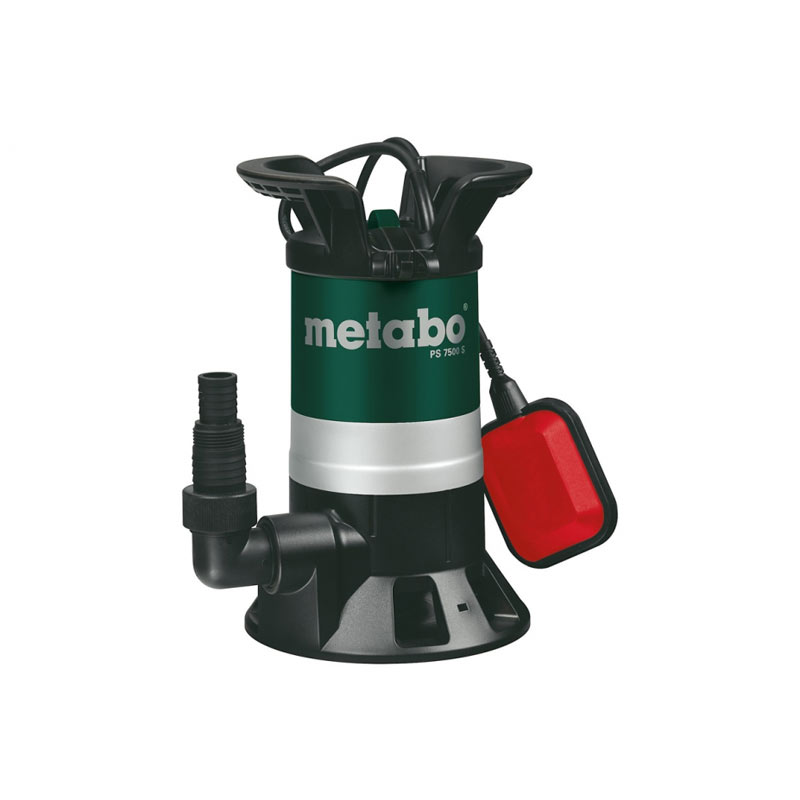 Metabo - Potapajuća pumpa za prljavu vodu PS 7500 S